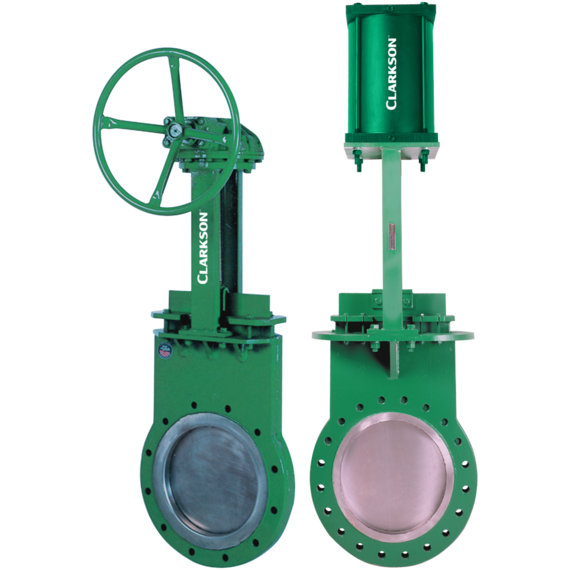 Model M145 / M202 / M345 / M345-HP Knife Gate Valve