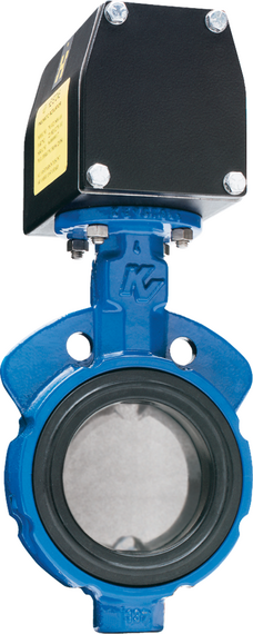 Figure 990/920 Butterfly Valves
