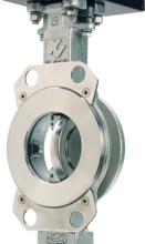 Keystone Figure 360/362 and 370/372 K-LOK High Performance Butterfly Valve