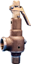 Kunkle Valve Series 6000 Safety Relief Valves