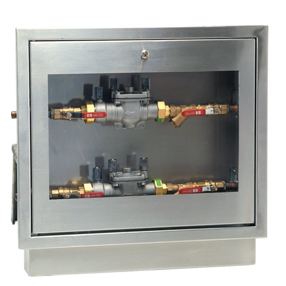 Enclosures Backflow Preventers