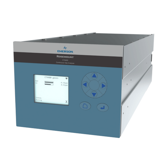 rosemount ct4400 QCL continuous gas analyzer