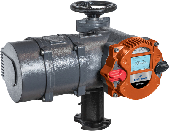 Bettis RTS CL Compact Linear Electric Valve Actuator