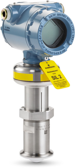 Rosemount 5408 Level Transmitter - Non-Contacting Radar