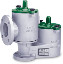 Enardo Series 850 High-Performance Pipe-Away Pressure Vacuum Relief Valves