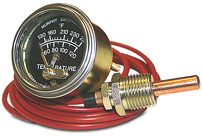 Enovation 20T/25T Series Temperature Switchgage