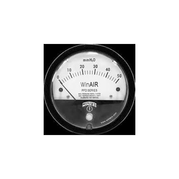 Winters PFD WinAIR Differential Pressure Gauge