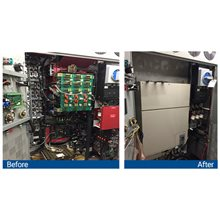 Variable Frequency Drive & MCC Retrofits