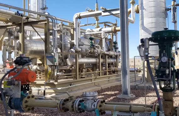 Midstream gas processing companies face many challenges as they strive to reduce both capital and plant maintenance cost requirements while also optimizing production and maintaining safe operations.