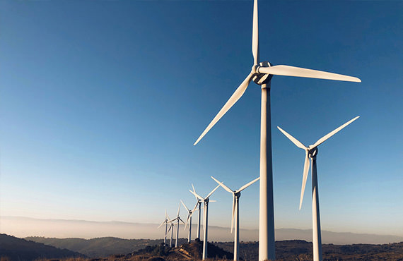 Wind is an infinitely renewable supply of power that can be harnessed as an outstanding energy source.