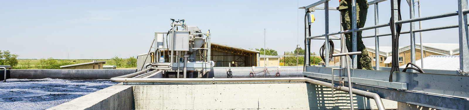 Water Treatment In-Plant