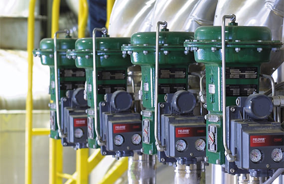 We maintain the largest inventory of process control equipment in Canada and many orders can be shipped the same day, or next day.