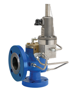 Pressure Reducing and Relief Valves