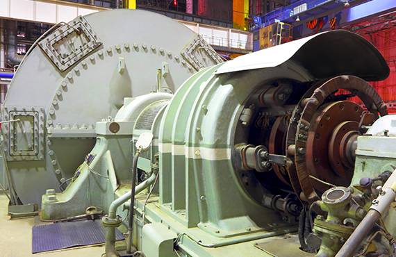 Turbine Governors can be the most complex systems in a hydro plant.
